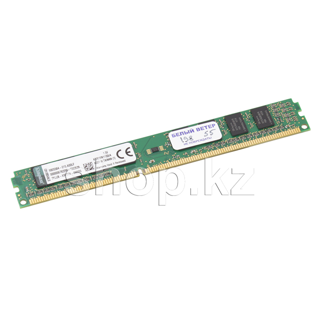 DDR-3 DIMM 4Gb/1600MHz PC12800 Kingston, BOX