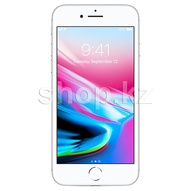 Смартфон Apple iPhone 8, 256Gb, Silver