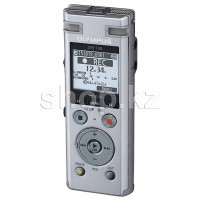 Диктофон цифровой Olympus DM-720, 4Gb, Silver + чехол CS-150