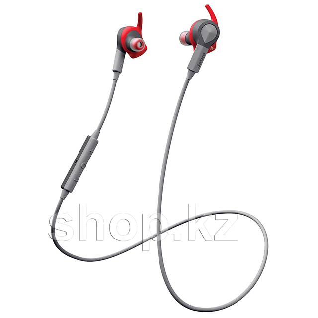 Bluetooth гарнитура Jabra Sport Coach, Red
