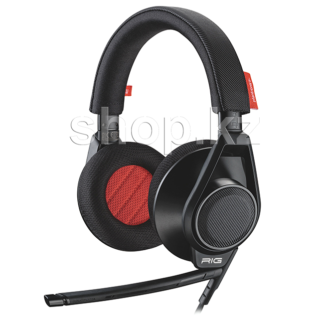 Гарнитура Plantronics RIG Flex, Black