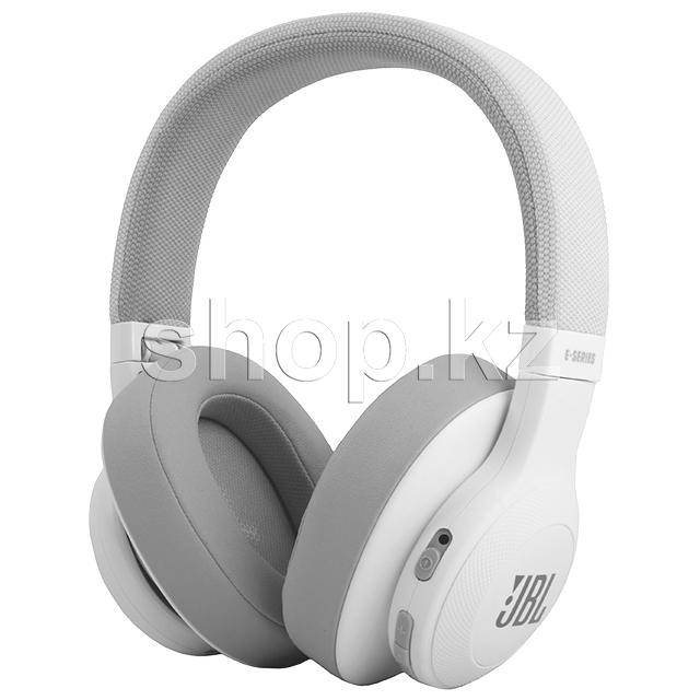 Bluetooth гарнитура Jbl E55bt White купить в интернет магазине