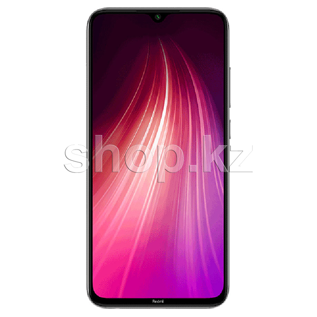 Смартфон Xiaomi Redmi Note 8, 128Gb, Moonlight White