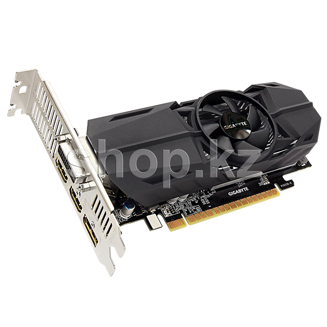 Видеокарта PCI-E 4096Mb Gigabyte GTX 1050Ti OC Low Profile, GeForce GTX1050Ti