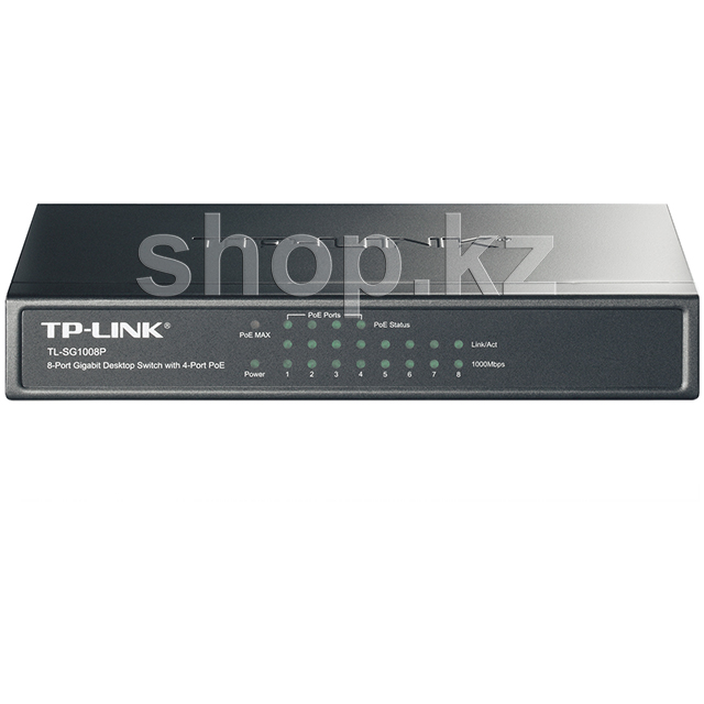 Switch  8 port TP-Link TL-SG1008P