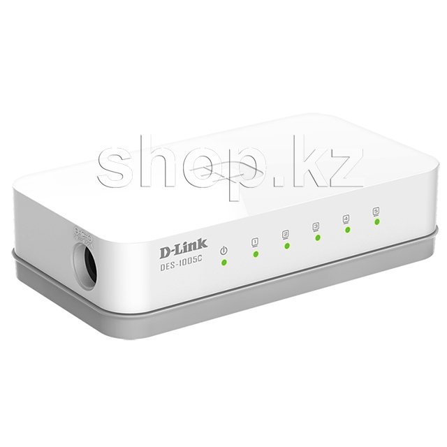 Switch  5 port D-Link DES-1005C