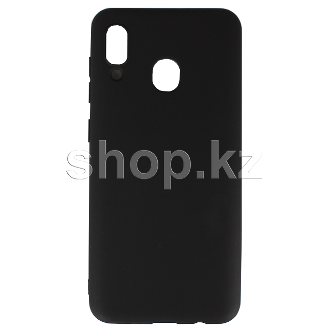 Чехол для Samsung Galaxy A20 2019, A-Case, Black