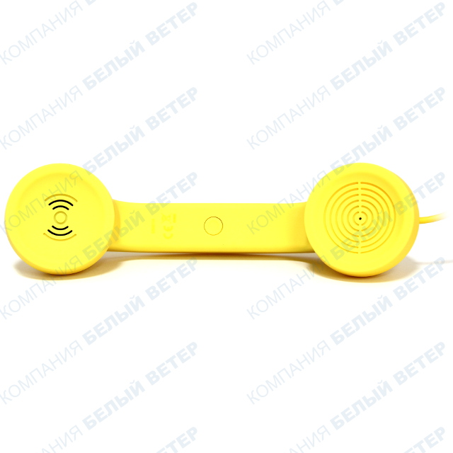 Гарнитура Native Union Retro Pop Phone, Yellow
