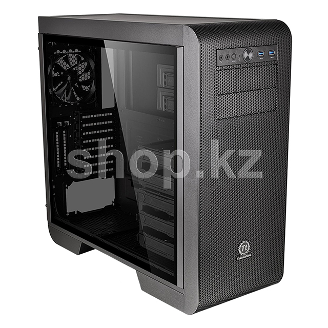 Корпус Thermaltake Core V51 TG, Black-Clear