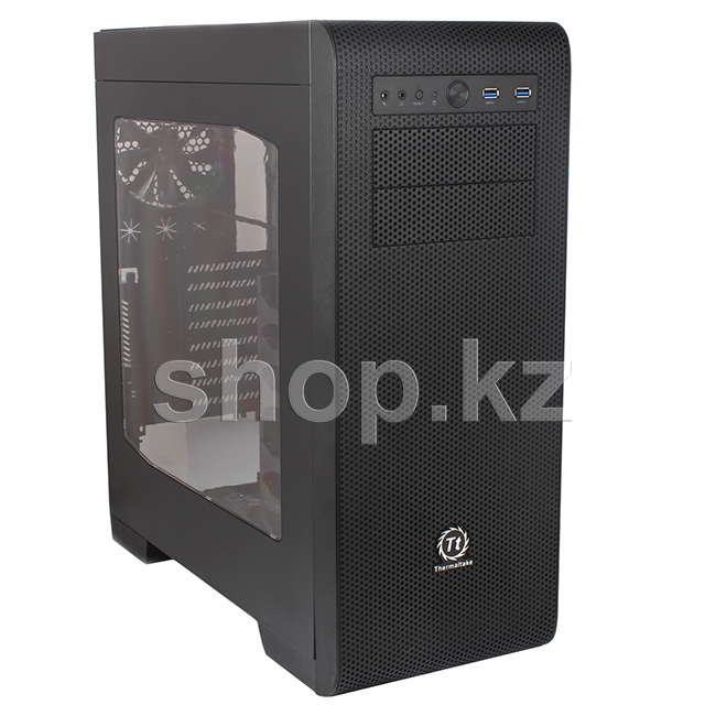 Корпус Thermaltake Core V41, Black