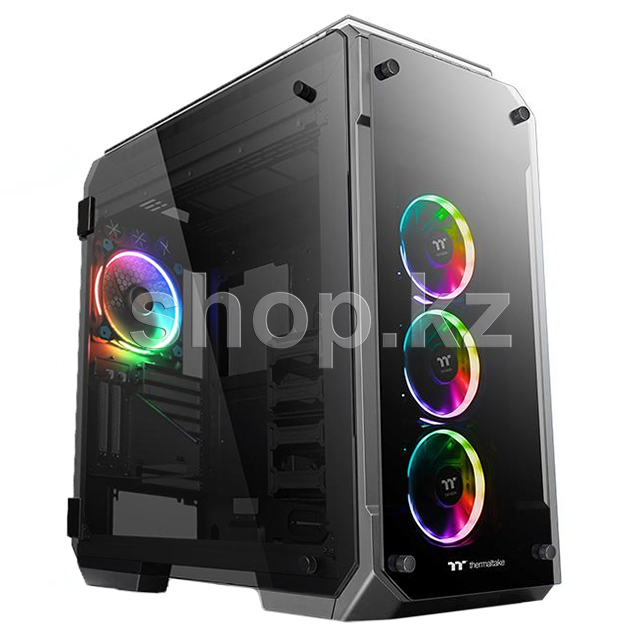 Корпус Thermaltake View 71 TG RGB Plus, Black