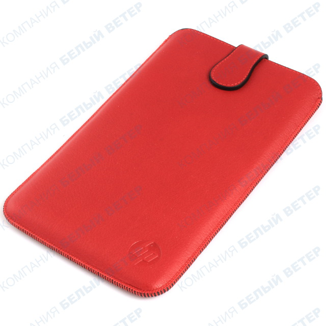 Чехол для HP Slate 7 Leather Sleeve, Red