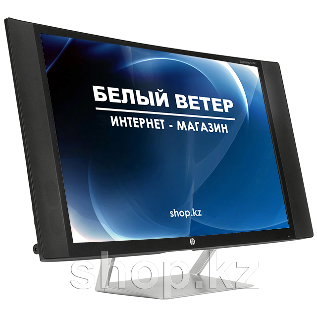 "Монитор 27"" HP EliteDisplay S270c, Black"
