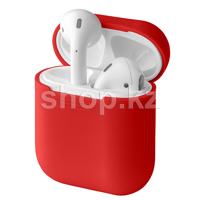 Чехол для AirPods InterStep NP0004O, Red