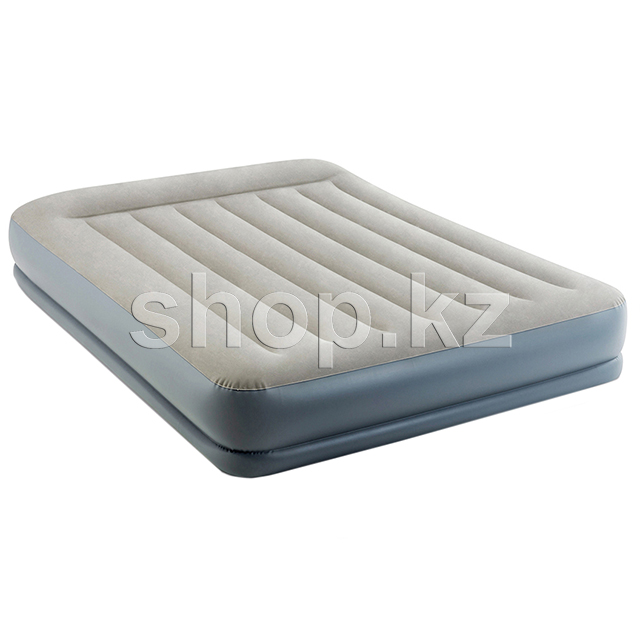Надувной матрас INTEX Dura-Beam Pillow Rest Mid-Rise 64118NP