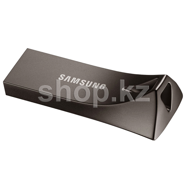 USB Флешка 128Gb Samsung Bar Plus, USB 3.1, Gray