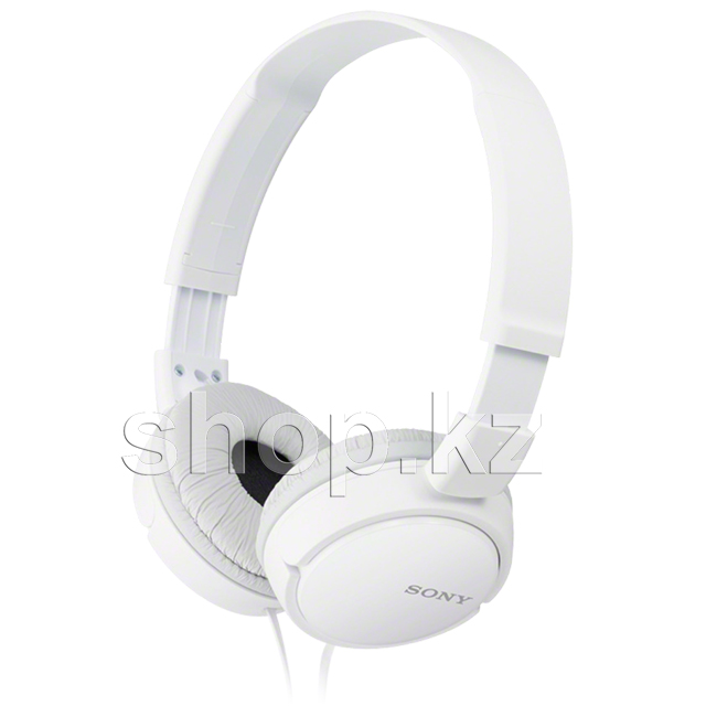 Гарнитура Sony MDR-ZX110AP, White