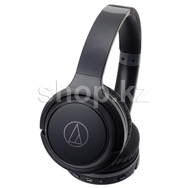 Bluetooth гарнитура Audio-Technica ATH-S200BT, Black