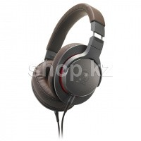 Наушники Audio-Technica ATH-MSR7b, Brown-Grey-Red