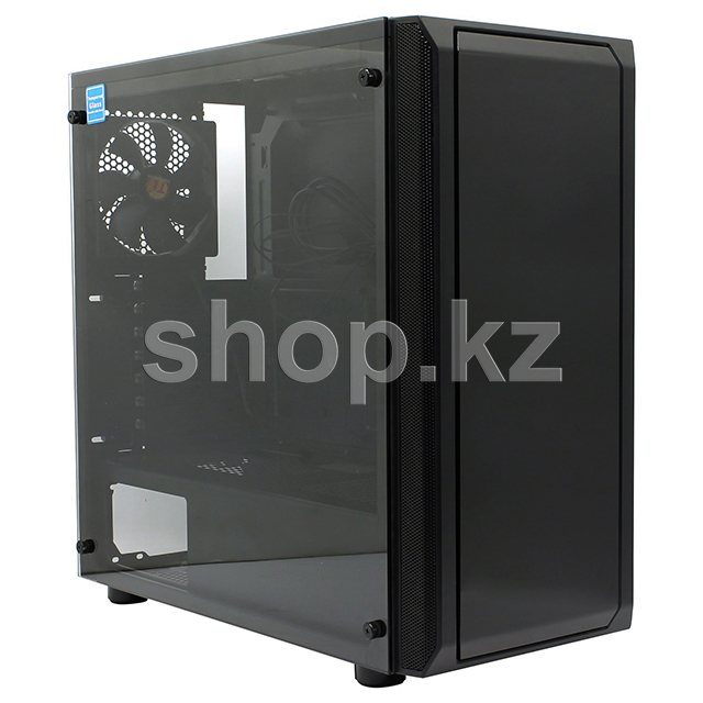 Корпус Thermaltake Versa J23 TG, Black