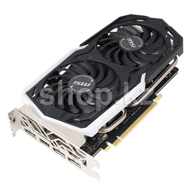 Видеокарта PCI-E 6144Mb MSI GTX 1660 Armor OC, GeForce GTX1660