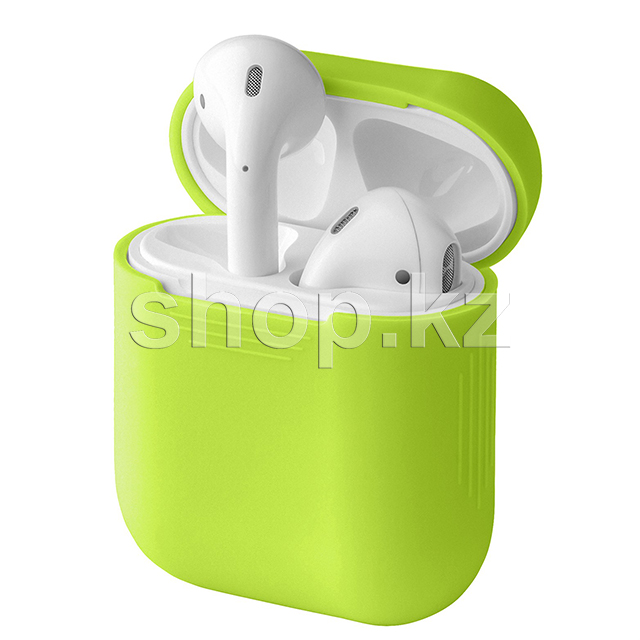 Чехол для AirPods InterStep NP0011O, Light green