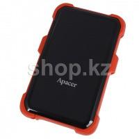 """Внешний жесткий диск 2000Gb 2.5"""", Apacer AC630, Black-Red"""