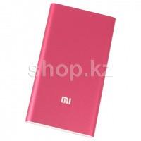 Мобильный аккумулятор Xiaomi Mi Power Bank 5000, Red