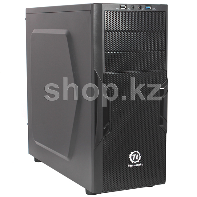Корпус Thermaltake Versa H22, Black