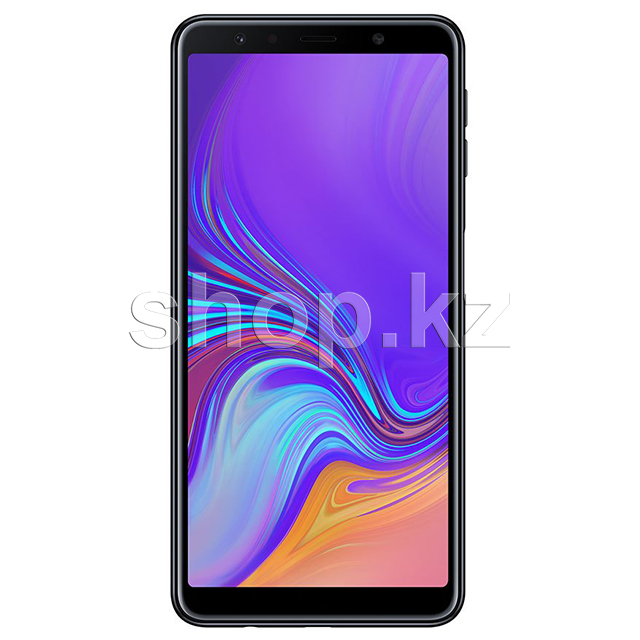 Смартфон Samsung Galaxy A7 (2018), 64Gb, Black (SM-A750F)