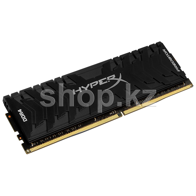 DDR-4 DIMM 8Gb/3000MHz PC24000 Kingston HyperX Predator, BOX