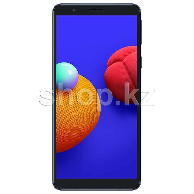 Смартфон Samsung Galaxy A01 Core, 16Gb, Blue (SM-A013F)