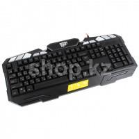 Клавиатура Defender Doom Keeper GK-100DL, Black, USB