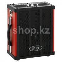 Акустическая система MAX Q71 (1.0) - Black-Red