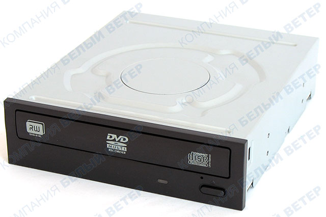 Оптический привод DVD+R/RW&CDRW LITE-ON IHAS122-04, Black, SATA