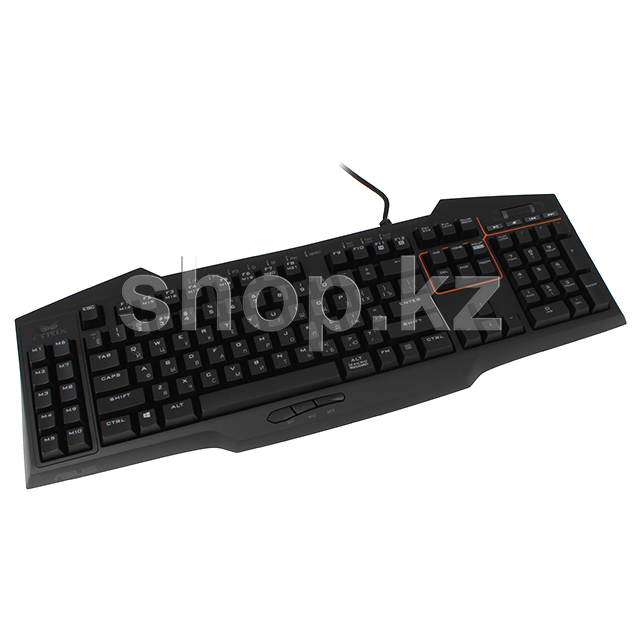 Клавиатура Asus Strix Tactic Pro, Black, USB