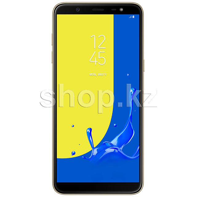 Смартфон Samsung Galaxy J8, 32Gb, Gold (SM-J810F)