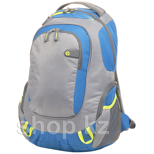 "Рюкзак для ноутбука HP Outdoor Sport BackPack, 15.6"", Green-Blue"