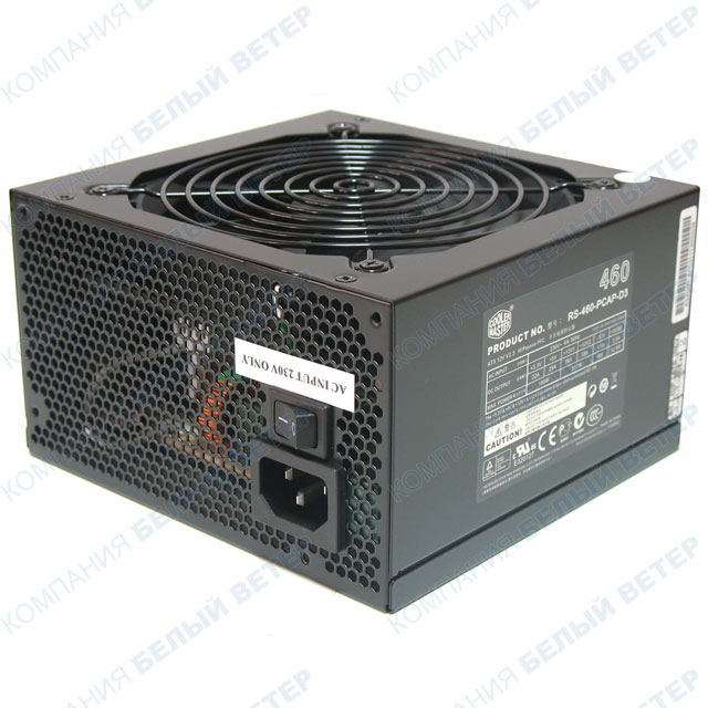 Блок питания ATX 460W Cooler Master Extreme Power Plus