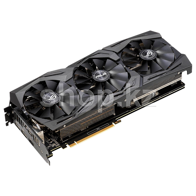 Видеокарта PCI-E 6144Mb ASUS RTX 2060 ROG Strix Gaming, GeForce RTX2060