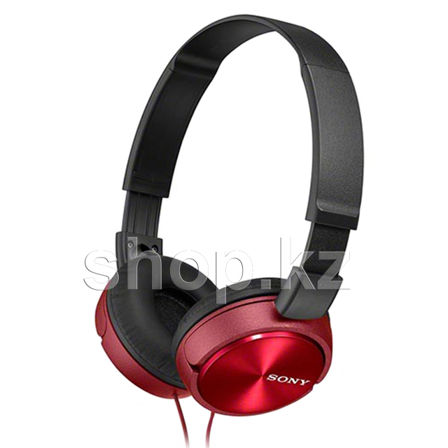 Гарнитура Sony MDR-ZX310AP, Red