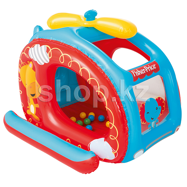 Игровой центр Bestway Fisher Price 93502