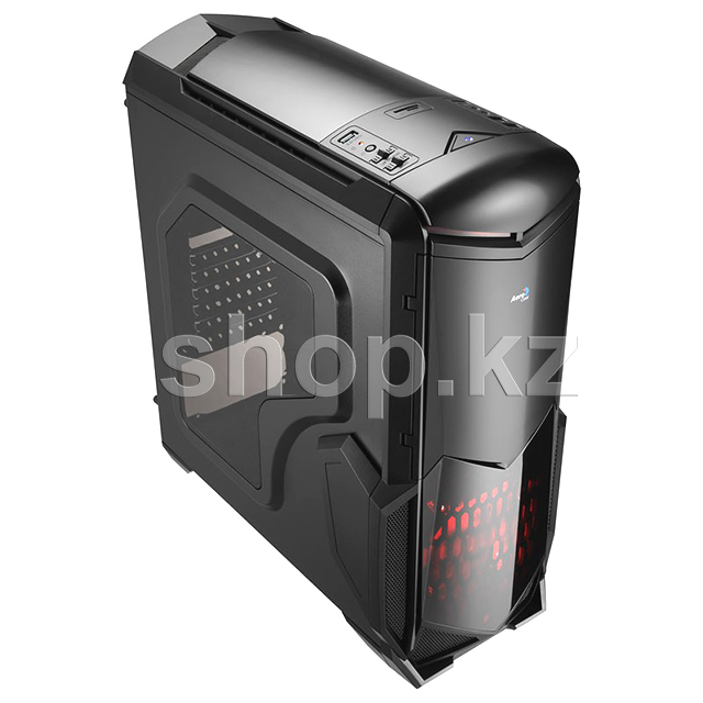 Корпус AeroCool Battle Hawk,  Black