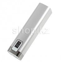 Мобильный аккумулятор Continent PWB22-021SL, Silver