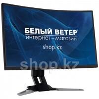 """Монитор 31.5"""" Acer XZ321QUbmijpphzx, Black-Grey"""