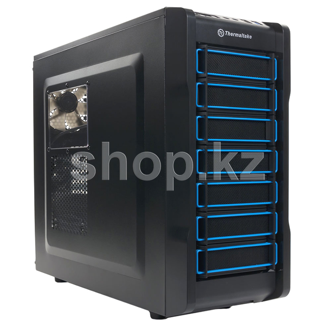 Корпус Thermaltake Chaser A21, Black/Blue