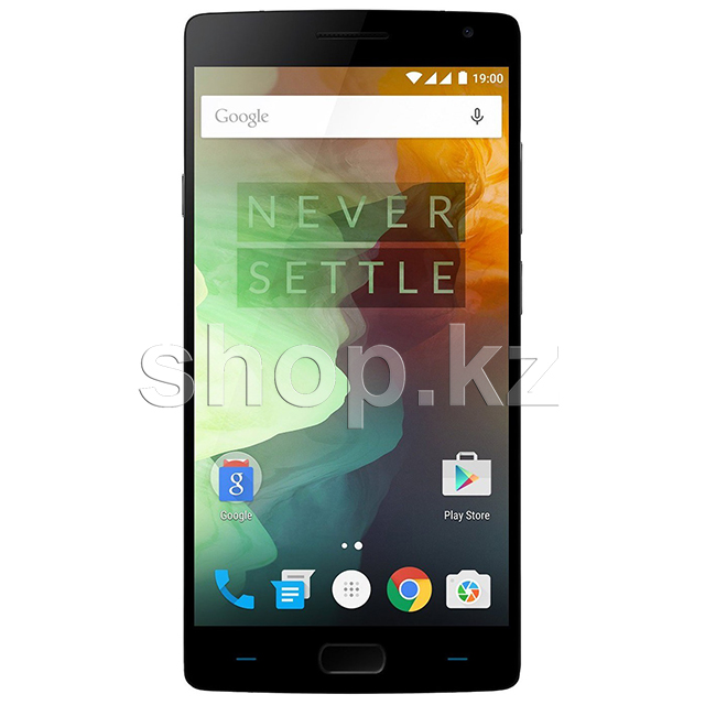 Смартфон OnePlus 2, 64Gb, Black (A2003)