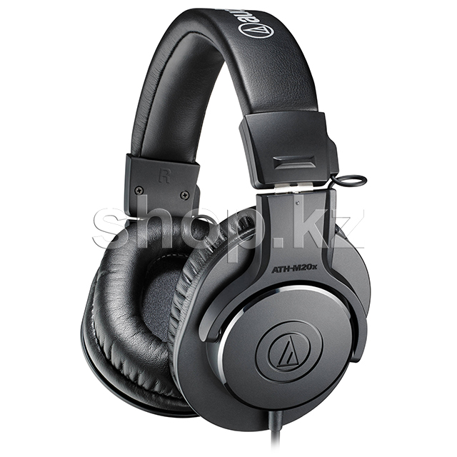 Наушники Audio-Technica ATH-M20X, Black