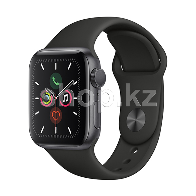 Смарт-часы Apple Watch Series 5, 44mm, Space Gray-Black (MWVF2GK)
