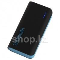 Мобильный аккумулятор SVC UPB-802B, Black-Blue